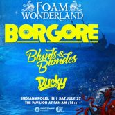 Foam Wonderland featuring Borgore