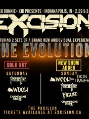 Excision – DAY 2